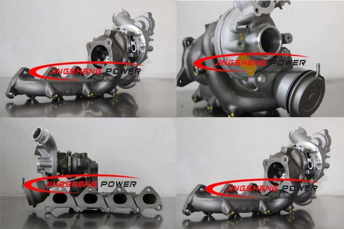 Petrol Engine Turbocharger RHF3 VP58 03C145702H IHI Water Cooled Oil