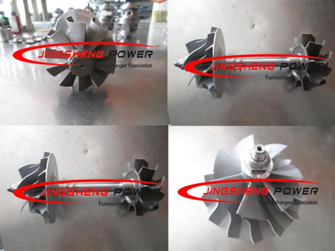 S300 Turbo Charger Shaft And Wheel K418 Material Turbine Shaft Wheel