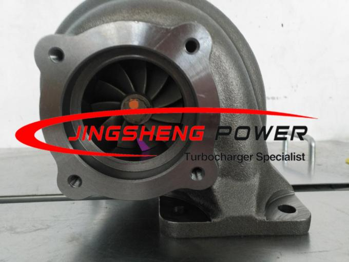 CJ69 114400-3770 Isuzu Hitachi Turbocharger Diesel Engine Parts High Performance