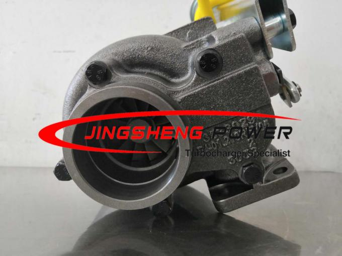 HX35G Water Cooled 6BTA Diesel Engine Turbocharger 3802792 3538731 3538730 3537513