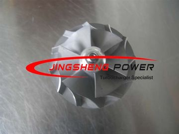 China EX200-5 K418 Material Turbocharger Shaft And Wheel Spare Parts supplier