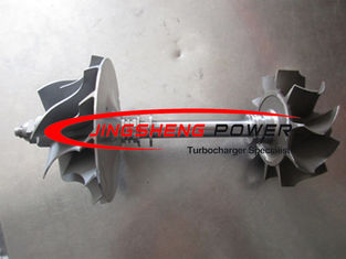 China S300 Turbo Charger Shaft And Wheel K418 Material Turbine Shaft Wheel supplier